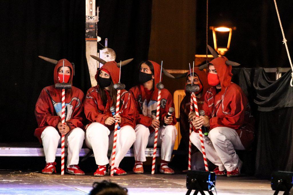 Festa Major i cultura tradicional viva. Els diables